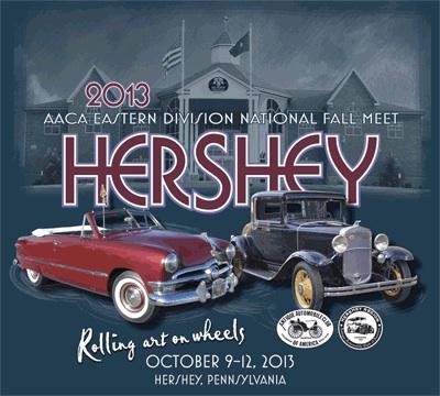Vintage Adventurer Vintage Adventurer At AACA Hershey Car Show - Hershey antique car show