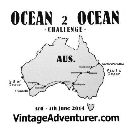 The Ocean 2 Ocean Challenge - Australia