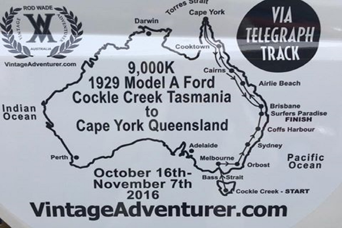 6 Days to the off Vintage Adventurer Great Rattler Run
