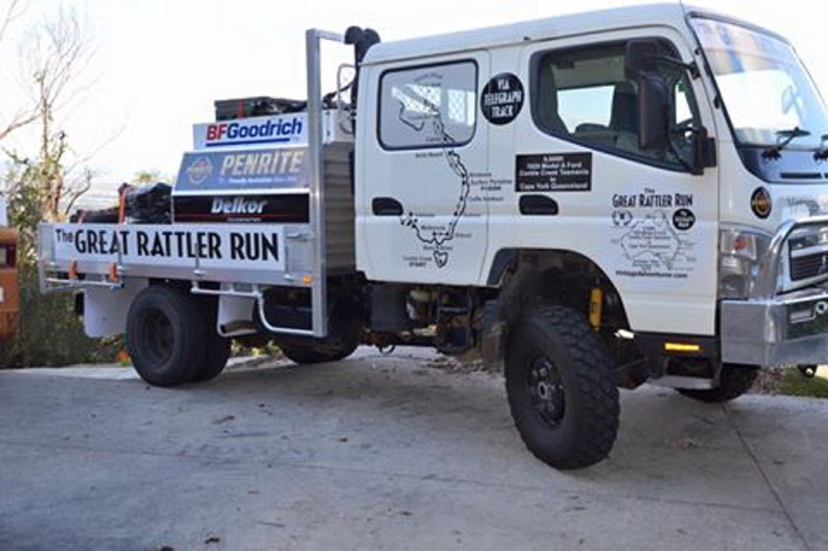 Great Rattler Run 2016 Vintage Adventurer