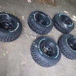 Tyres Goodrich Michelin