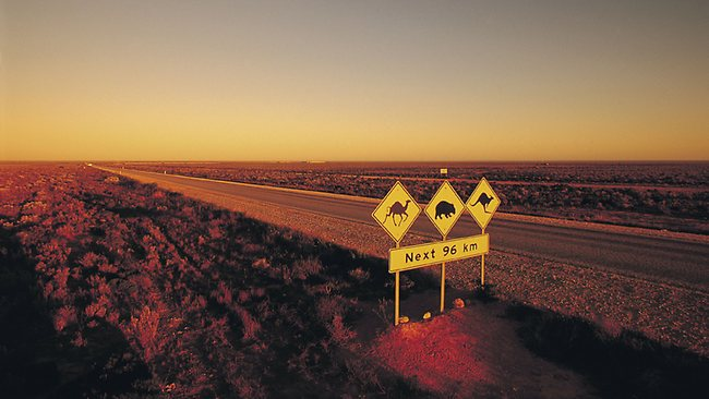 The Nullarbor creates the greatest challenge