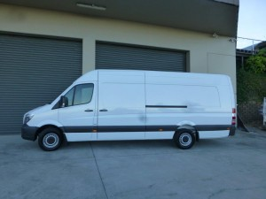 The original Mercedes Benz Sprinter