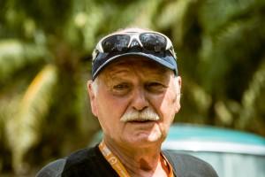 Vintage Adventurer Rod Wade