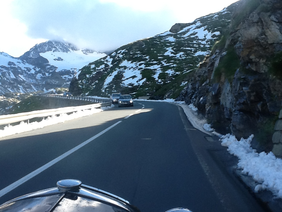 The pass on 15th July