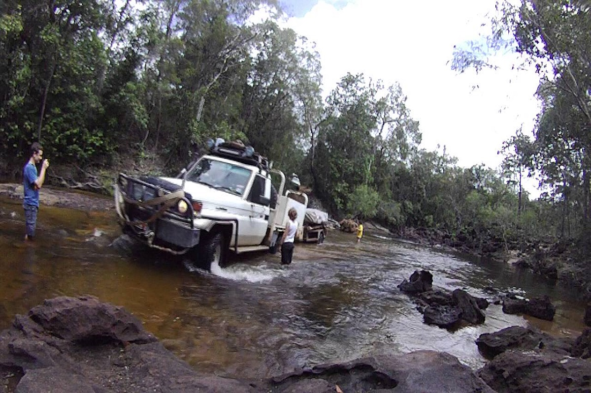 Cape York Image Vintage Adventurer June July 2016